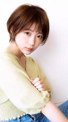 耳かけスッキリショート|CARE SHINSAIBASHI 松村 祐介のヘアスタイル