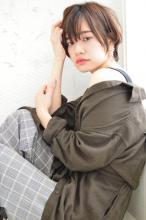 モードボブ|CARE SHINSAIBASHIのヘアスタイル