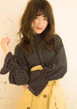 ゆるふわレイヤー|CARE SHINSAIBASHI 松村 祐介のヘアスタイル