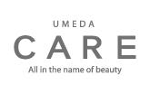 CARE UMEDA  | ケア ウメダ 大阪・梅田の美容室 のロゴ