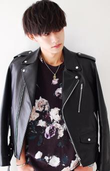 韓国マッシュ|CARE UMEDAのヘアスタイル