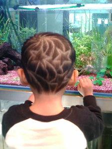 ★ボーズにインパクトを★|美容室 C'EST lA'ViEのヘアスタイル