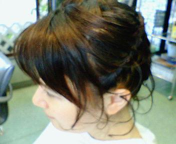 オーバル型のシルエットが明るくキレイに☆|美容室 C'EST lA'ViEのヘアスタイル