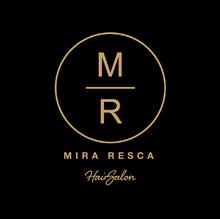 個室型美容院 MIRA RESCA 栄  | ミラレスカ サカエ  のロゴ