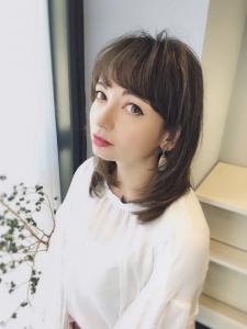 うるツヤストレートミディアム|個室型美容院 MIRA RESCA 栄のヘアスタイル