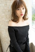 ハイライト+Wグレーアッシュカラー|CHANDEUR 栄 【個室型サロン】 加藤 貴也のヘアスタイル