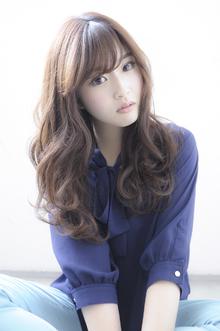 シアベージュ|CHANDEUR 栄 【個室型サロン】のヘアスタイル