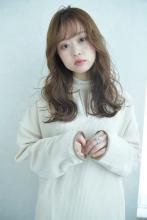 ふんわりウェーブ|CHANDEUR 栄 【個室型サロン】のヘアスタイル