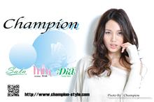 美容室 champion  | ビヨウシツ チャンピオン   のイメージ
