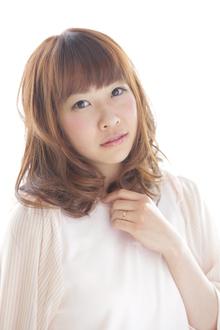 ☆夏のゆるふわフレンチガール☆|美容室 championのヘアスタイル