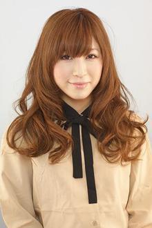 華やかでかわいいイメージに!!|美容室 championのヘアスタイル
