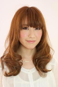ガーリーキュート|美容室 championのヘアスタイル