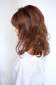 ネオウルフ風|quadrille citronnierのヘアスタイル