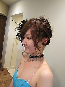 アップスタイル |Cittaのヘアスタイル