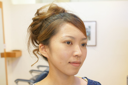 アップ|Clear Timesのヘアスタイル
