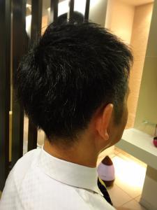 メンズショートはこれ! クリップクロップ  御堂筋 本町駅から徒歩1分の理容・美容室のヘアスタイル