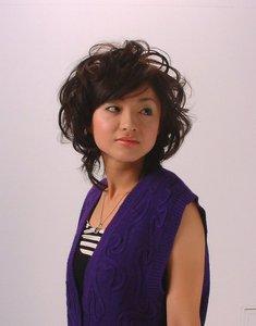 ふわふわ ふわふわ|COTY 宝塚のヘアスタイル