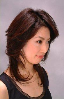キレイなお姉さん|COTY 宝塚のヘアスタイル