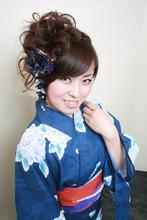 『いつもと違う私』を演出!!|COTY 宝塚のヘアスタイル