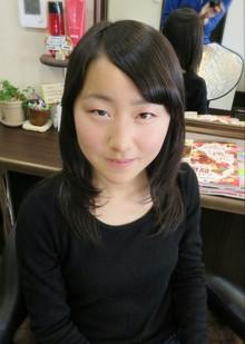 かわいいお子様カット!|Cut wa Coconi (交野市美容室・美容院)のヘアスタイル
