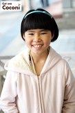 かわいいお子様カット!いつも、楽しくカットさせて頂いてる女の子です〜|Cut wa Coconi (交野市美容室・美容院)のヘアスタイル