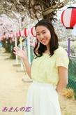 桜の花見にピッタリ合う、ヘアアレンジしてみました〜!!!