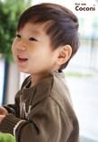 かわいいお子様カット〜アシメの前髪が、とってもよく似合ってますね!!!