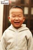 かわいいお子様カット〜笑顔が素敵過ぎるね!!!|Cut wa Coconi (交野市美容室・美容院)のヘアスタイル