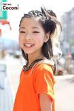 かわいいお子様セット〜ダンスイベントのセットで、ココ二に来てもらいました!!!|Cut wa Coconi (交野市美容室・美容院)のヘアスタイル