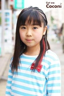 かわいいお子様セット〜ダンスイベントのためにココ二にまた来てくれました!!!|Cut wa Coconi (交野市美容室・美容院)のヘアスタイル