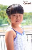 かわいいお子様カット!夏祭り〜編み込みヘアアレンジ☆