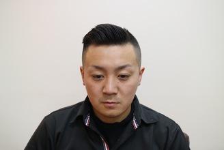 フェードカット|CUT HOME SUGINOのメンズヘアスタイル
