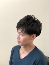 ツーブロック メンズ ショートスタイル|CUT HOME SUGINOのメンズヘアスタイル
