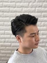 マッシュからの就活ヘアー アレンジ|CUT HOME SUGINOのヘアスタイル