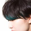 マニッシュショート*暗髪
