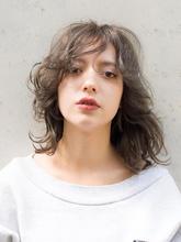 ウルフ風ゆるふわロブ☆|DaB OMOTESANDOのヘアスタイル