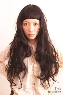 ナチュラルロング|Dali  梅田 ダリ梅田店のヘアスタイル