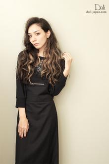 ダリのクールロングスタイル|Dali  梅田 ダリ梅田店のヘアスタイル