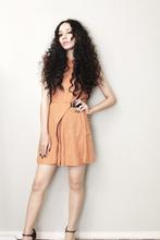 強めのパーマスタイルです|Dali  梅田 ダリ梅田店のヘアスタイル