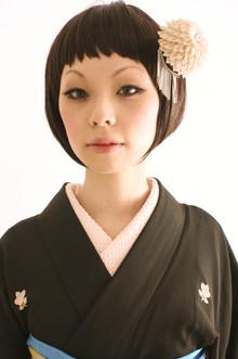 粋です。 Dali  梅田 ダリ梅田店のヘアスタイル