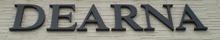 DEARNA  | ディアナ美容室  のロゴ