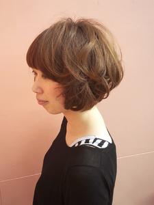 マッシュボブ Deja−Vuのヘアスタイル