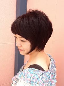 剛力彩芽風レイヤー Deja−Vuのヘアスタイル