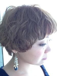 ステップレイヤー Deja−Vuのヘアスタイル