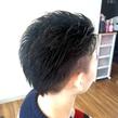 メリハリシルエットで作る、大人の万能2ブロックショート|excellent MOVEのヘアスタイル
