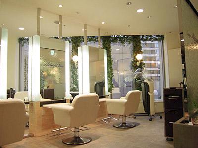 Jacques Moisant PARIS hair & Spa 銀座店