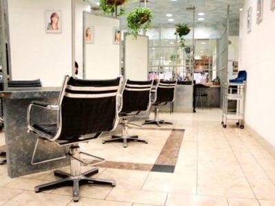 hair cutting garden Jacques Moisant  近鉄奈良店