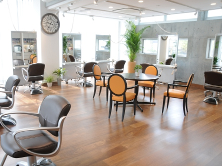 hair cutting garden Jacques Moisant 表参道店