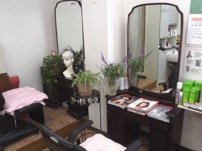 山野美容室分院 RAM