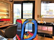 お子様連れ専用美容室 Chakura  | オコサマヅレセンヨウビヨウシツ チャクラ  のイメージ